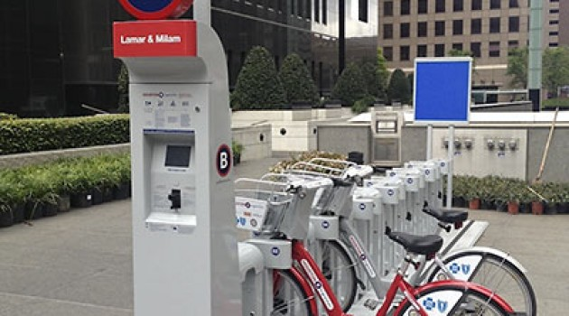 B-Cycle Coming to the Heights
