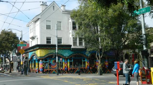 Painted Ladies & Haight Ashbury