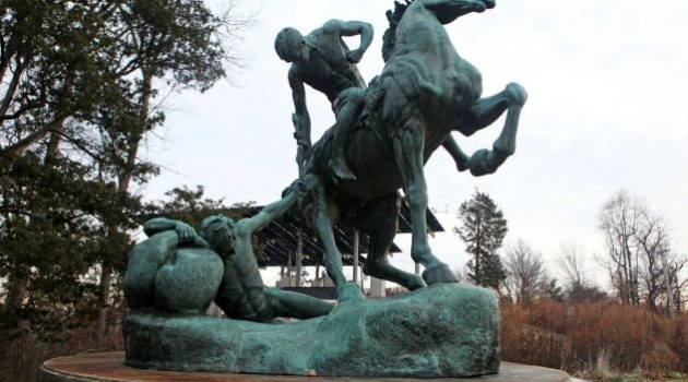 Lindale Park Getting New Statue