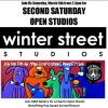Second Saturday Open Studios – Sat. Mar 8th