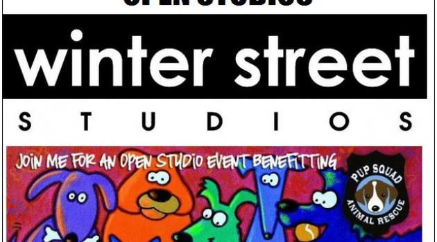 Second Saturday Open Studios – Sat. Mar 8th
