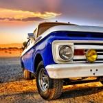 car-under-sunset