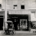 Original Foley's Store Downtown