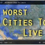 Ten Worst Cities in World