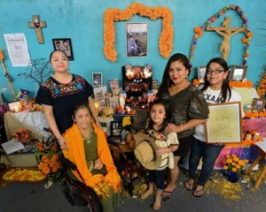 Day of the Dead - Casa Ramirez
