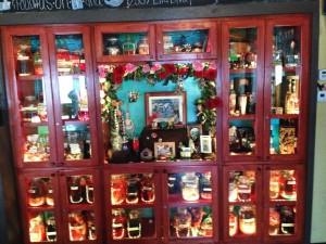 Infused Tequilas at El Gran Malo