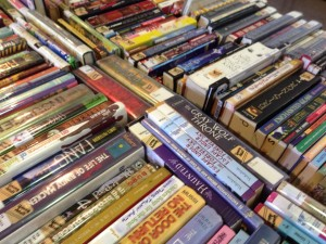 Book Sale-Heights Area