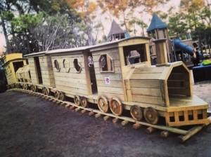 Donovan Park Train