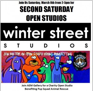 Second Saturday Open Studios