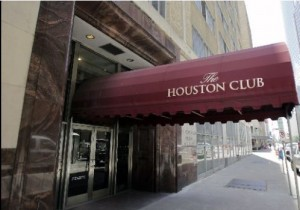 Houston Club to be Imploded