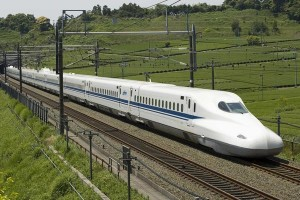High Speed Rail Houston-Dallas